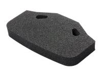 Tamiya 54819 Urethane Bumper XL (Black) (TT-02, TT-01 TYPE-E)