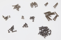 Square Tamiya Top Force Evolution Titanium Screw Set 58107 / 47470