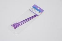 Square SGF-03P Bodypins Long Purple