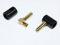 Square SGC-86 4.0mm L-Type Gold Connector Set