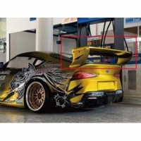 Addiction AD-RB4W Rear Wing for Pandem Toyota GR Supra A90