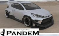 Addiction AD-RB5 1/10 Toyota Yaris PANDEM GXPA16