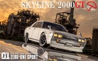 1/10 ABC-Hobby Zero One Sport / Nissan Skyline 2000 GT