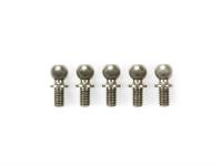 Tamiya 54209 5mm Hex Balls Fluorine Coated (5)