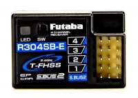 Futaba Radio Set 2.4GHz T4PLS with R304SB-E Receiver