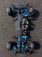 H2RD Mid-Motor Conversion Kit for Tamiya TRF420