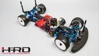 H2RD HRD026-KIT FWD-Conversion Kit for Tamiya TRF419/419X/419XR