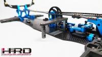 H2RD HRD026-KIT FWD-Umrüstkit für Tamiya TRF419/419X/419XR