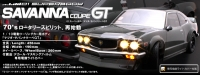 ABC-Hobby 1/10 Mazda Savanna Coupe GT (RX3)