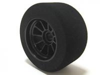 Square SFC-01HR Tamiya F103 Front Sponge Tires Hard 38