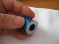 WAS-Racing Aluminum Difftool Blau